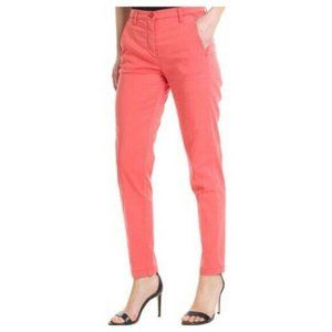 Jacob Cohën Jeans 31 Crop 746 Chino Pink Salmon